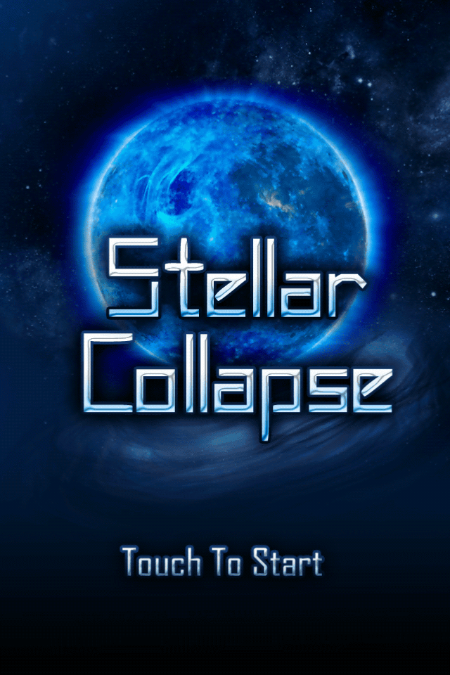 Screenshot Stellar Collapse