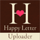 Happy Letter Uploader